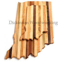 Indiana cutting boards