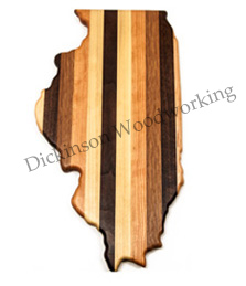Illinois cutting boards