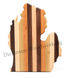 Michigan cutting boards
